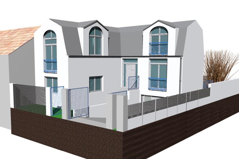 Image Principale - Maison de ville à Croissy