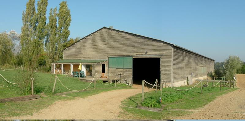 Image Principale - Extension d'un centre Equestre à Grosrouvre