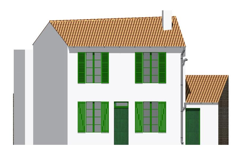 Image Principale - Extension d'une maison sur l'Ile de Ré