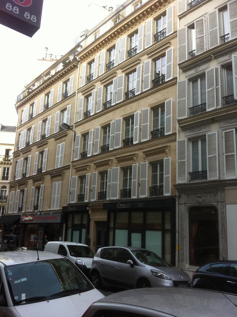 Image Principale - Réhabilitation d'un immeuble à Paris