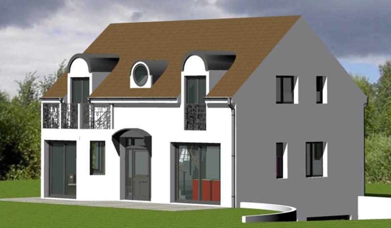 Image Principale - Maison individuelle à Saint-Rémy-l'Honoré