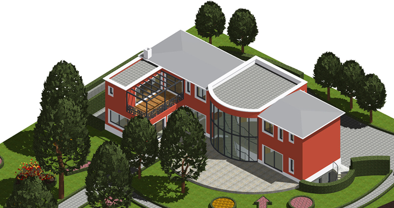 Image Principale - Villa au Vesinet