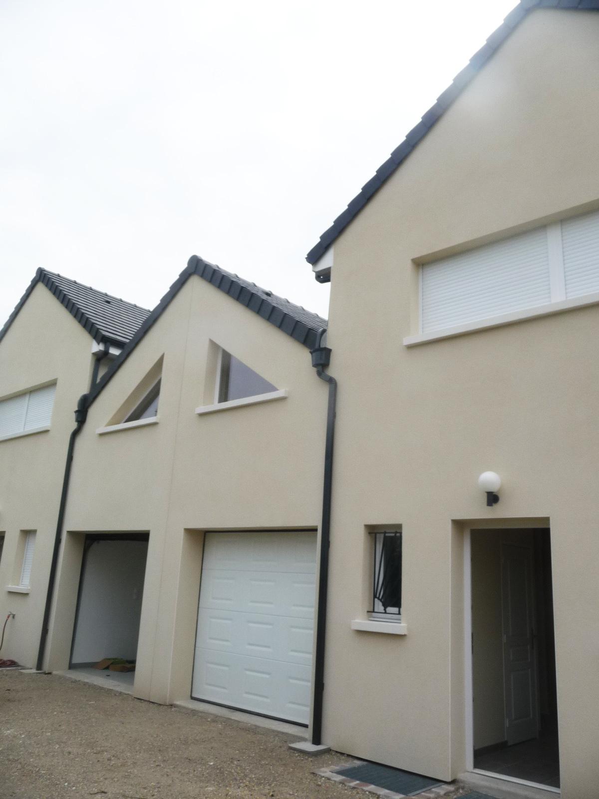 Image Principale - Deux maisons jumelles à Villiers Saint Frédérique