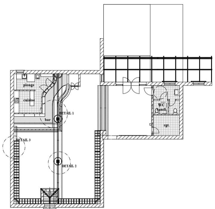 Plan du caveau 4