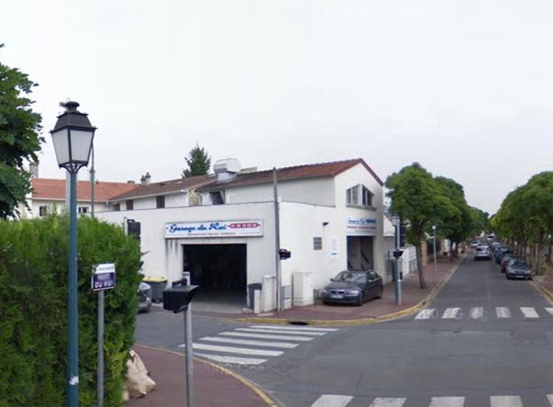 Image Principale - Agrandissement d'un garage automobile à Croissy sur Seine