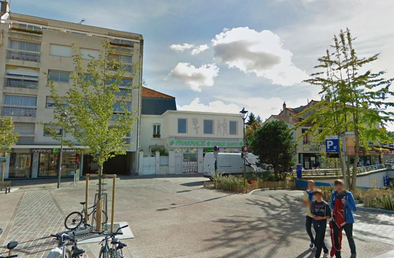 Image Principale - Surélévation d'une pharmacie à Chatou