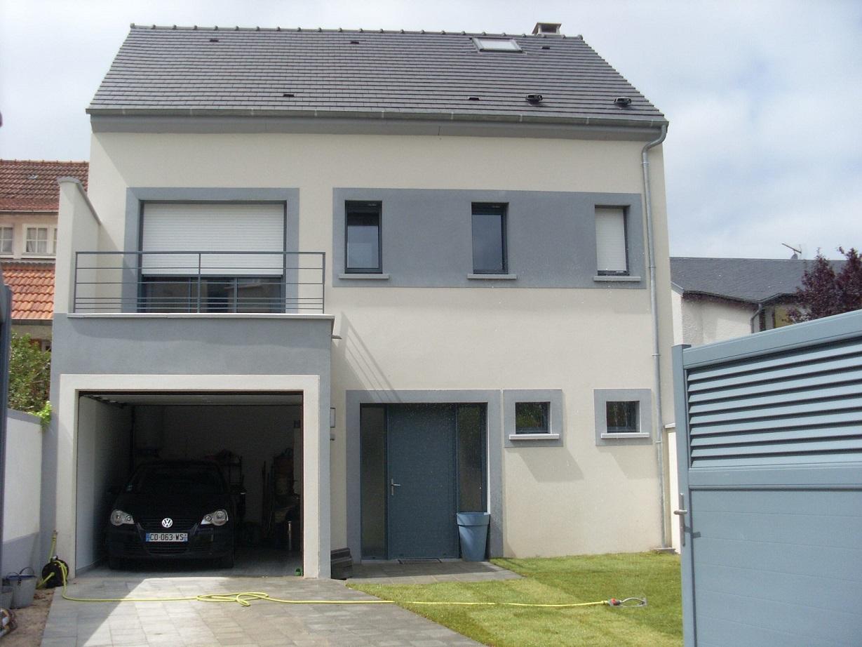 Image Principale - Villa compacte à Croissy-sur-Seine