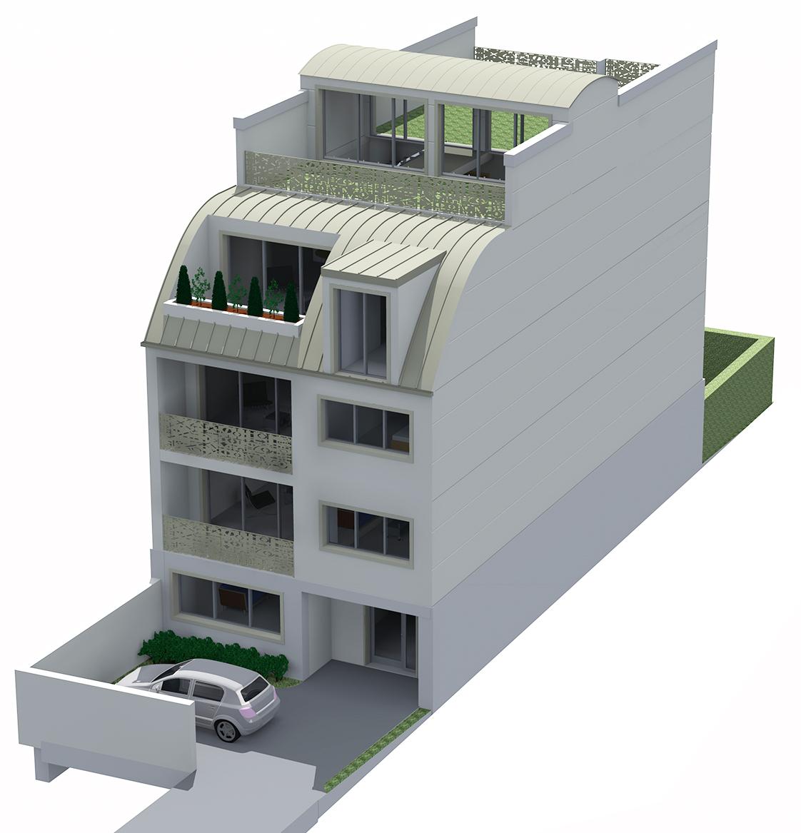 Image Principale - Maison à Chatou