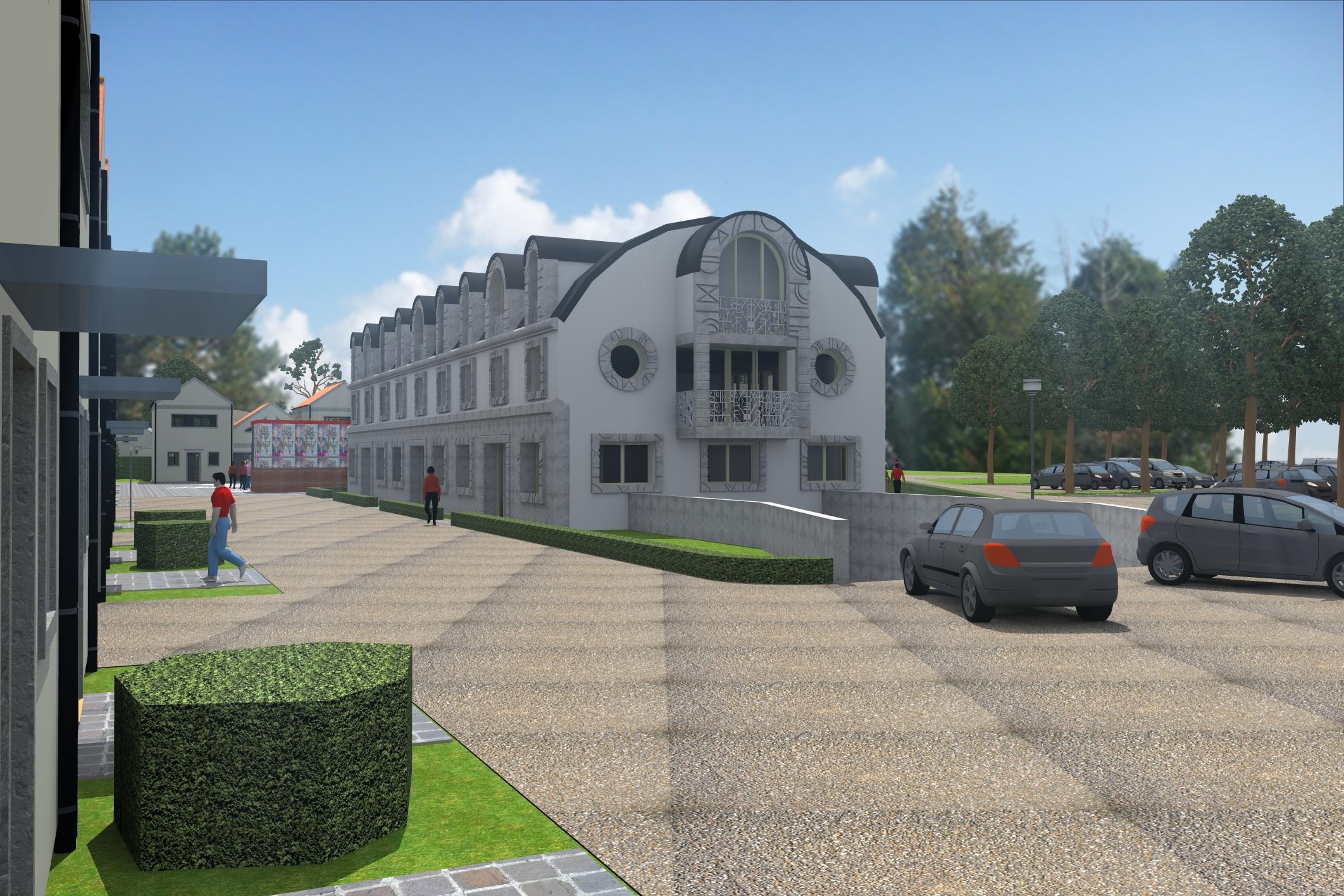 Image Principale - Aménagement d'un quartier sur les hauts de Grignon