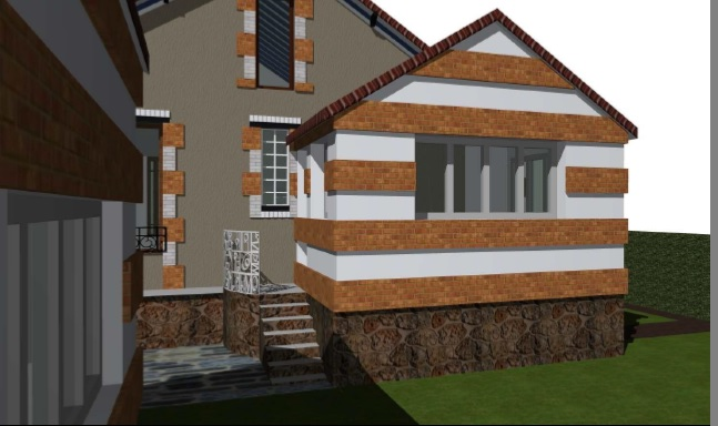 Image Principale - extension avec création d'un atelier d'artiste à Chatou