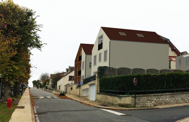 Image Principale - Transformation d'un restaurant en immeuble d'habitation à Grignon