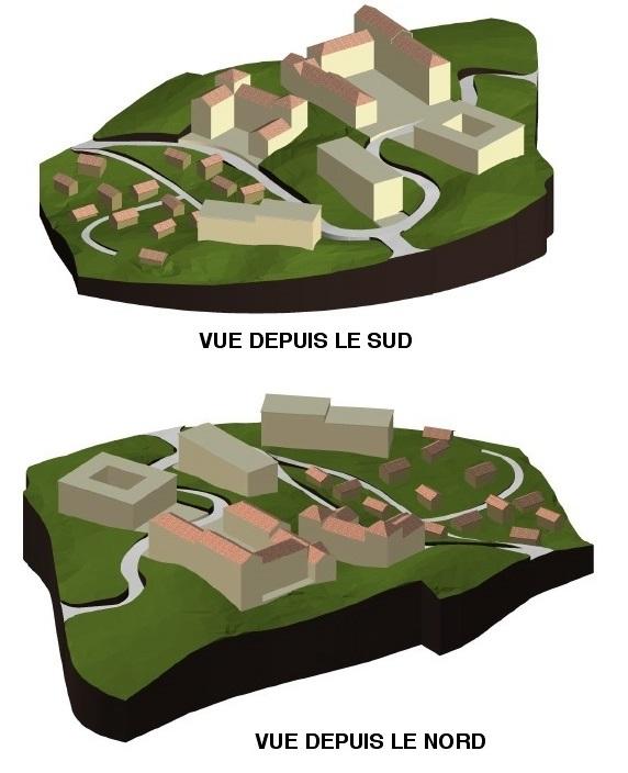 Image Principale - Projet de lotissement sur les hauteurs d'Ajaccio