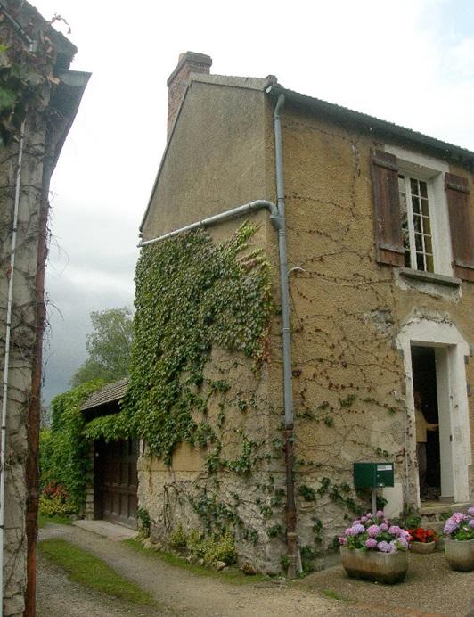 Image Principale - Réhabilitation d'une maison de village à Thiverval