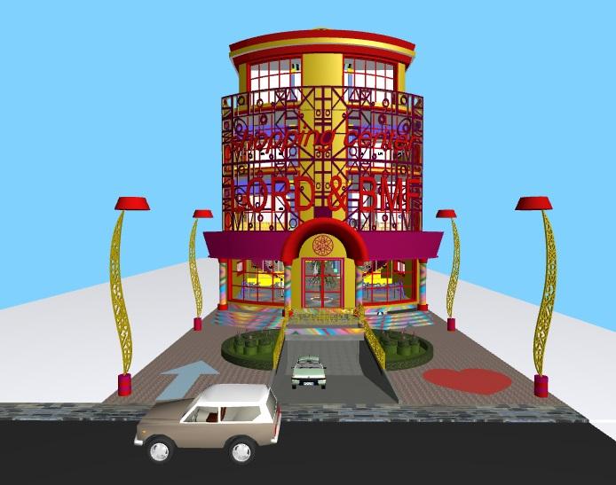 Image Principale - Centre commercial à Haïti
