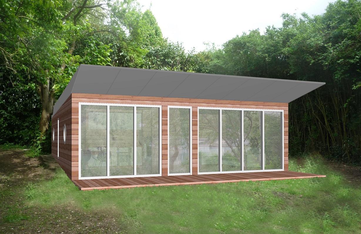 Image Principale - cottage bis en bord de seine