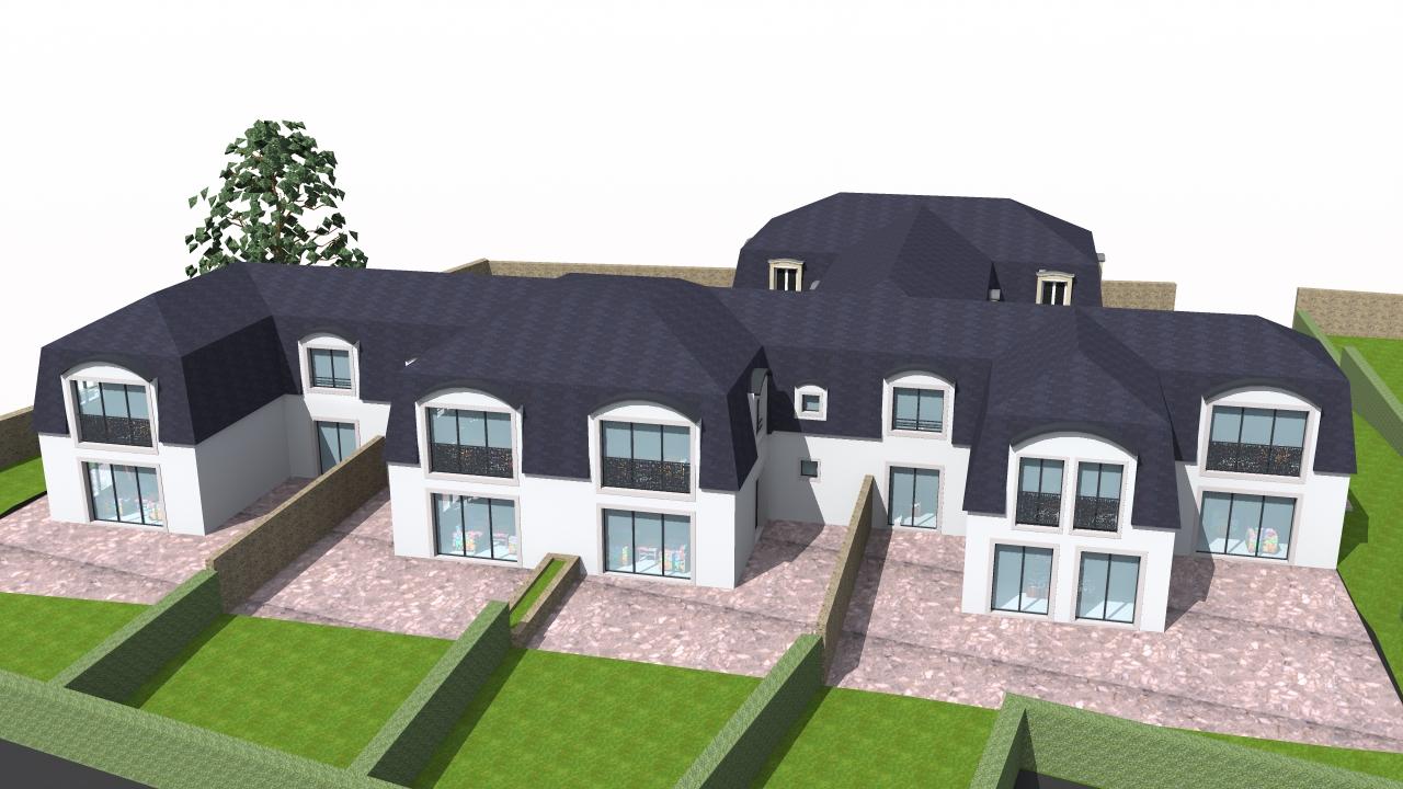 Image Principale - Projet de 7 logements à Orgeval